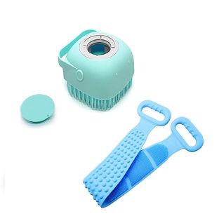 Silicone Soft Bath Body Brush