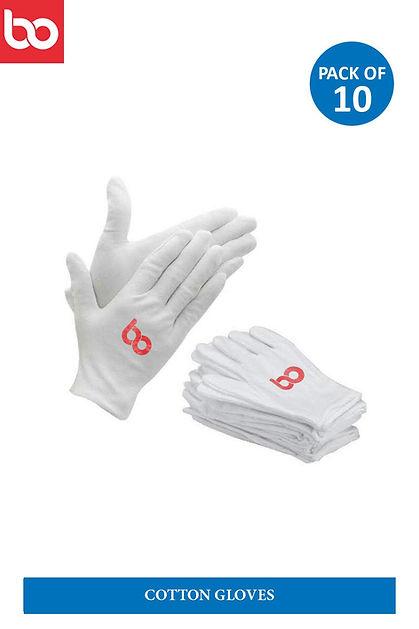 Reusable Cotton Gloves