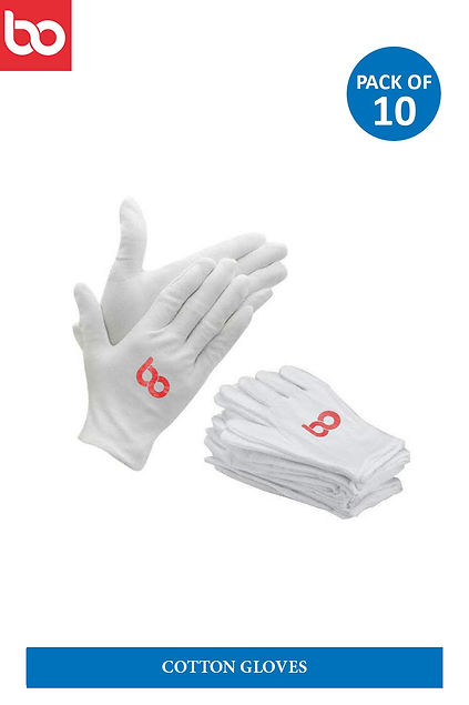 Reusable Cotton Gloves