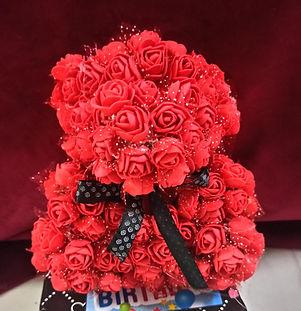 Flower Teddy
