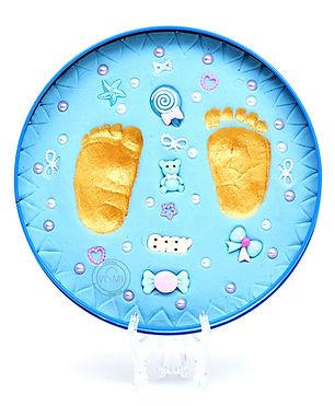 Clay Handprint & Footprint Kit