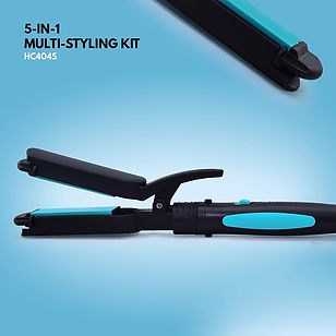 5 in 1 Hair Styler - Straightener