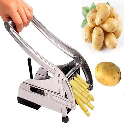 Stainless Steel Potato Chipser