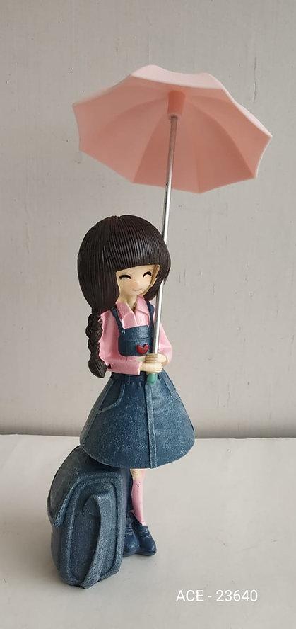 Beautiful   Umbrella Girl