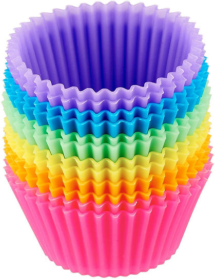 Silicone Baking Cup Set