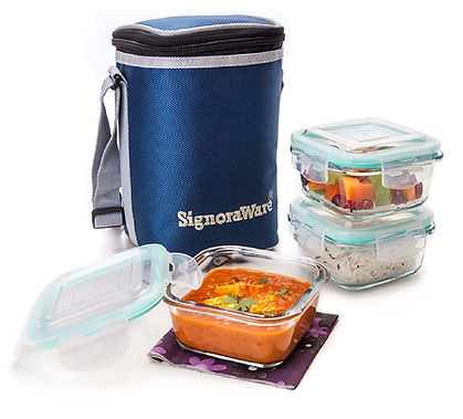 Borosilicate Bakeware SafeGlass LunchBox