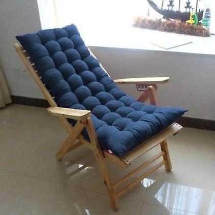 Home Seat Cushion Long Chair