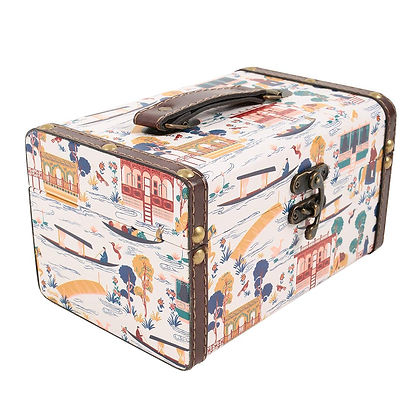 Chumbak Vintage Market Trinket Box