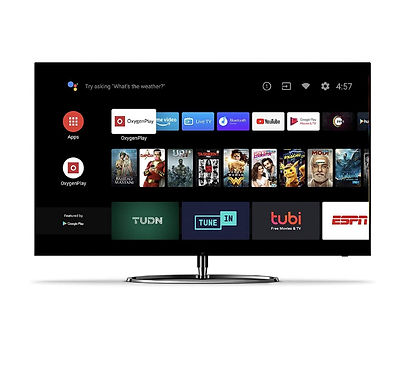 OnePlus 4K Certified Android QLED TV