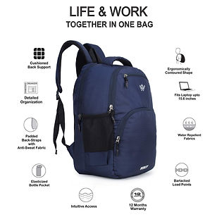 Casual Waterproof Laptop Backpack
