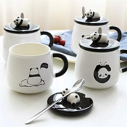 Panda Ceramic Cup