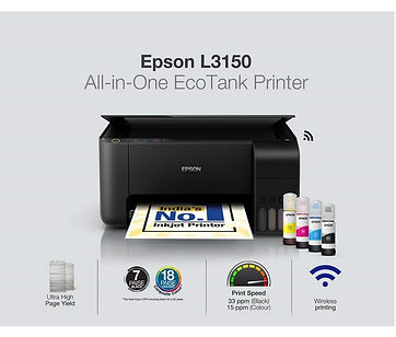 Epson Wi-Fi All-in-One Ink Tank Printer
