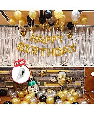 Birthday Balloons Combo Pack