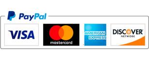 online payment paypal mastercard american express visa bank debit credit card