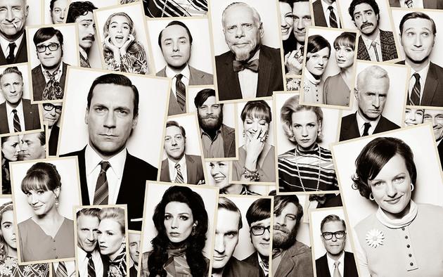 Mad Men - Mad Photoboothing.