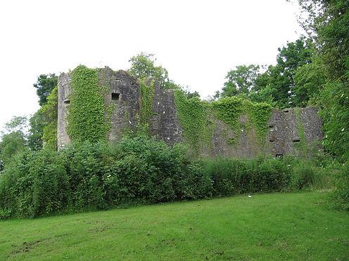 Ballumbie Castle, Angus