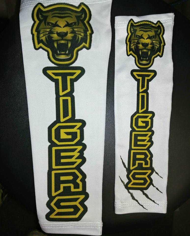 Tiger Sleeves