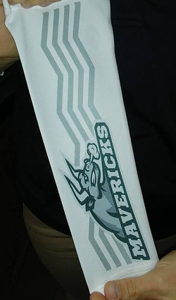 Arm Sleeve Front