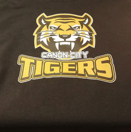 Customized Tiger Tee