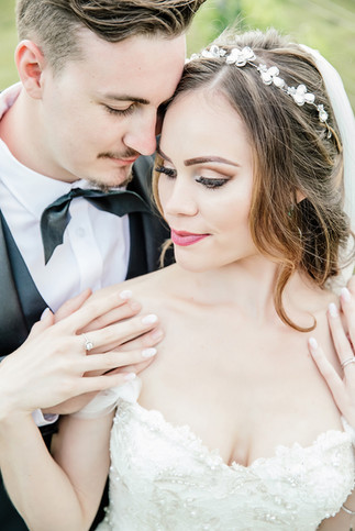 Wedding | Larize & Hilton | Cathedral Peak