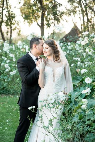 Wedding | Nadia & Dirk | Oakfield Farm