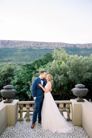 Wedding | Etienne & Jody | Green Leaves