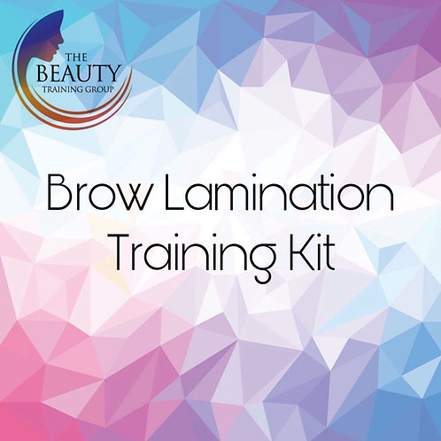 Brow Lamination Training Kit