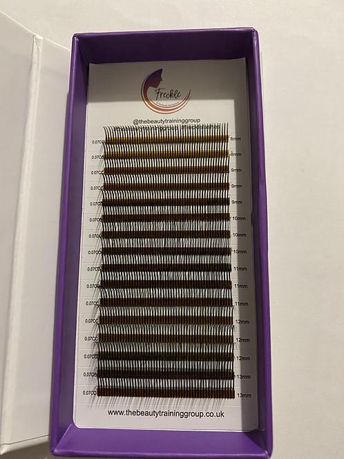 RAPID LASHES Mixed Length Eyelash Extension Tray