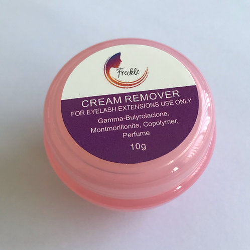 Cream Remover for Eyelash Extensions 10g