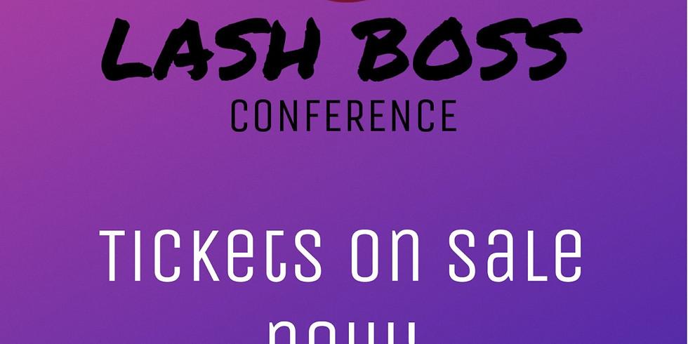 LASH BOSS 2021 Conference