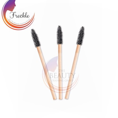 Eco-Friendly Bamboo Mascara Wands x 50