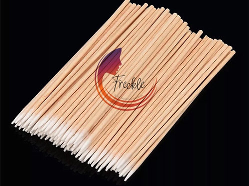 Pointed Tip Cotton swabs x 100