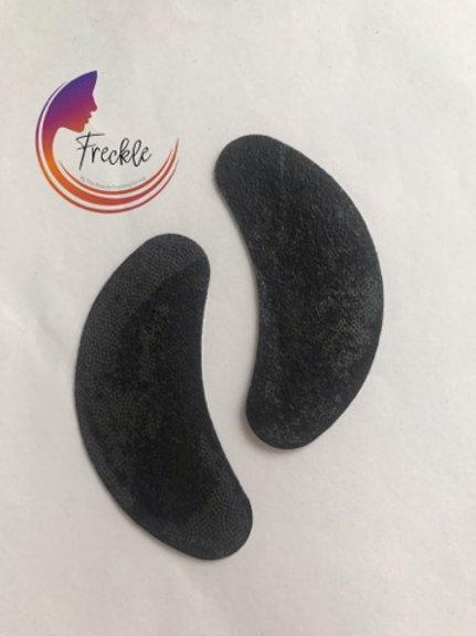 Black Gel Pads - symmetrical shape