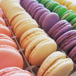 French Macrons