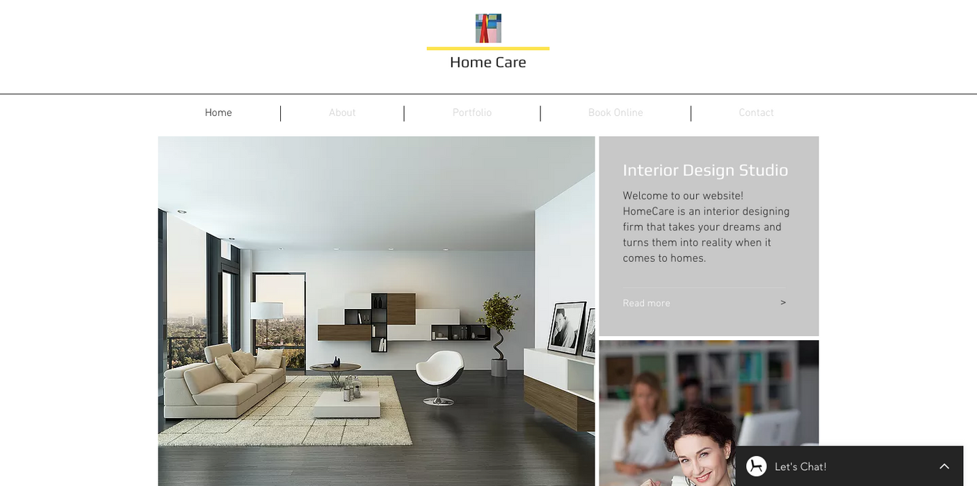 HomeCare - An interior designing firm