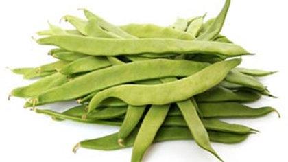 Haricots plats (au kilo)