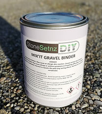 Stone Set Gravel Binder