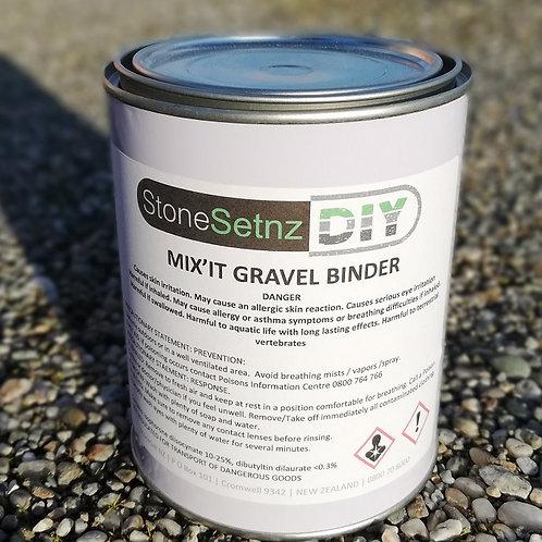 1kg Mix Up / Pour On Gravel Binder