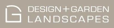 Design + Garden Landscapes Logo