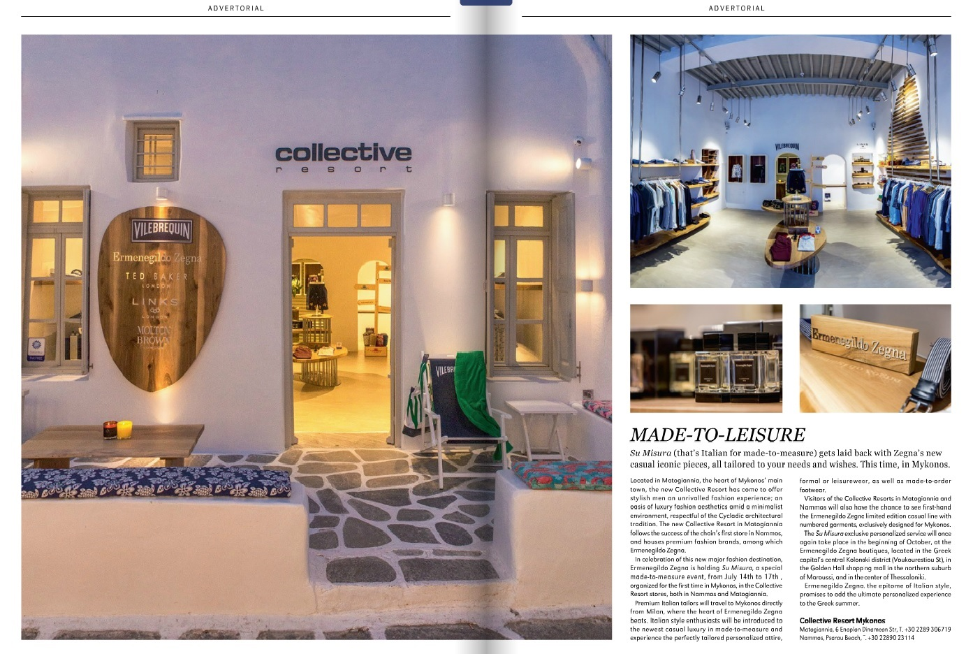 Collective Resort_Blue magazine