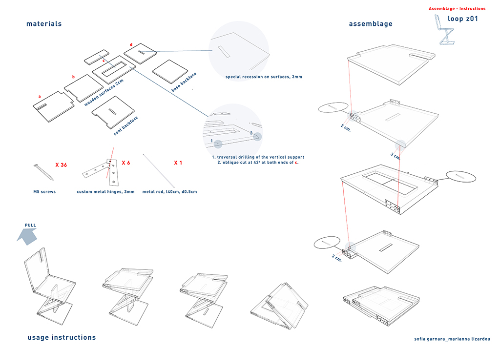 Assemblage---Instructions