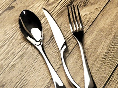 Kitchen LoveWare Colorful Stainless Steel Flatware Sets