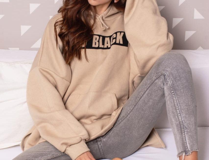 Buzo Becky Friza To black