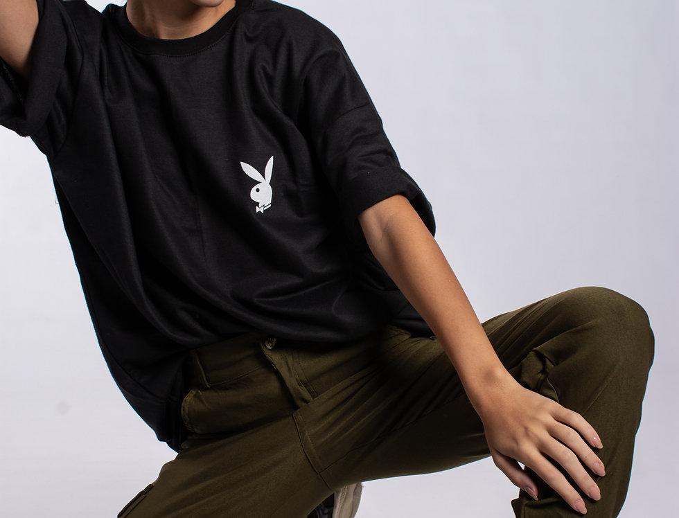 Remera Playboy logo