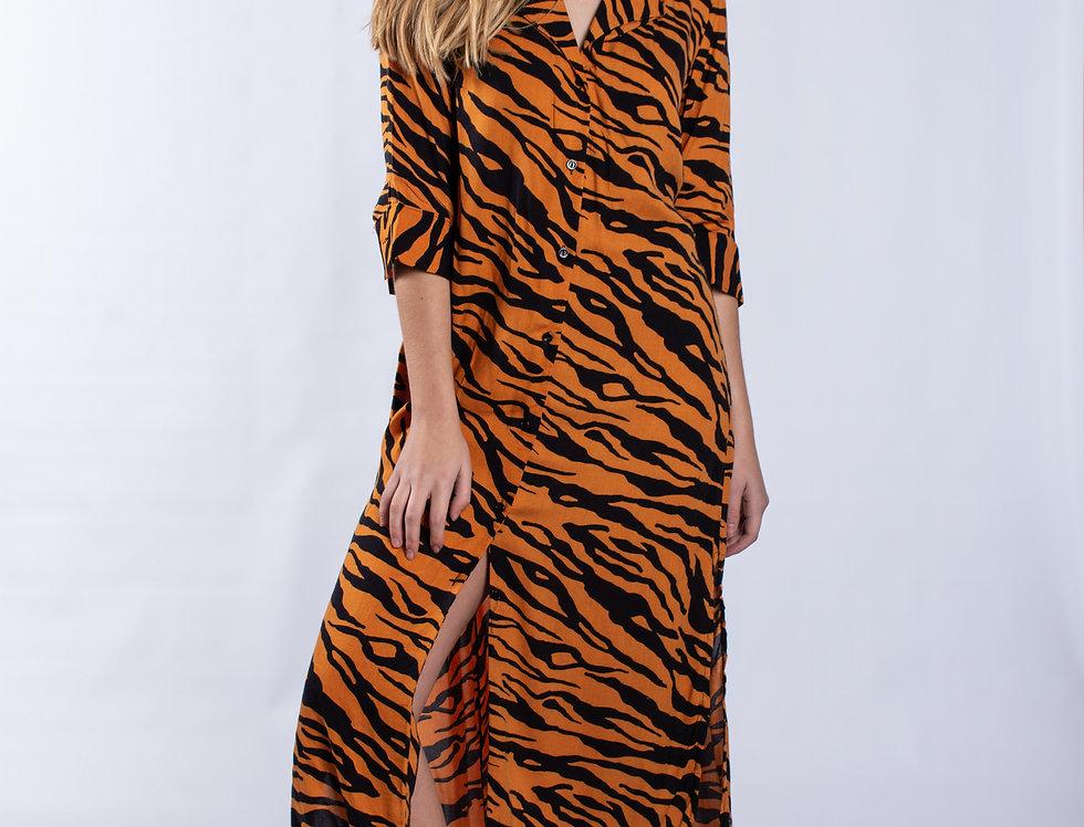 Vestido Londress Zebra