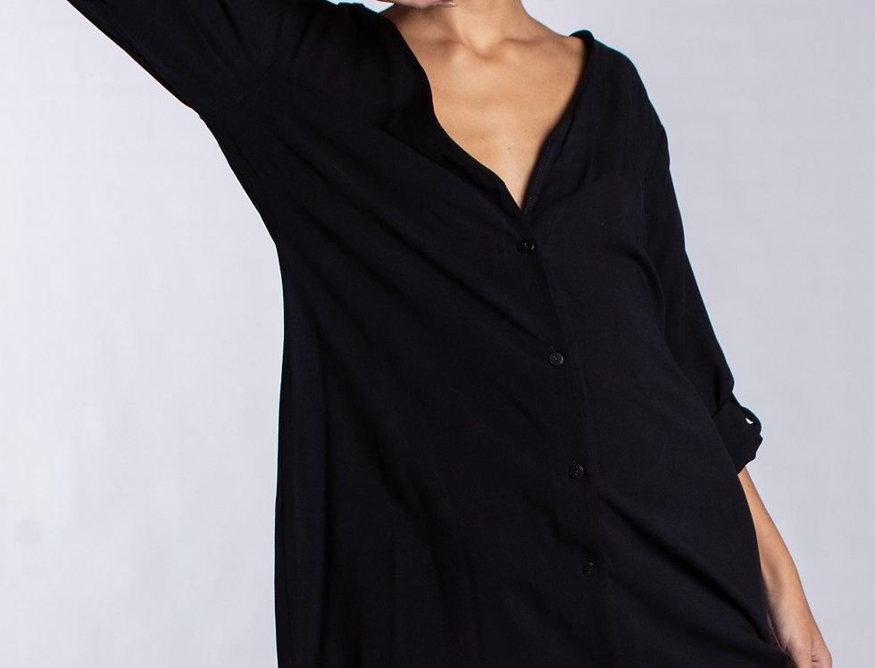 Vestido Anabel Liso