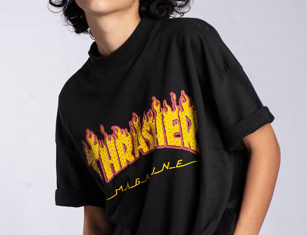 Remeron Trasher glitter