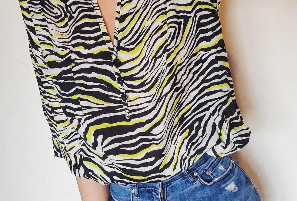 Camisola Zebra