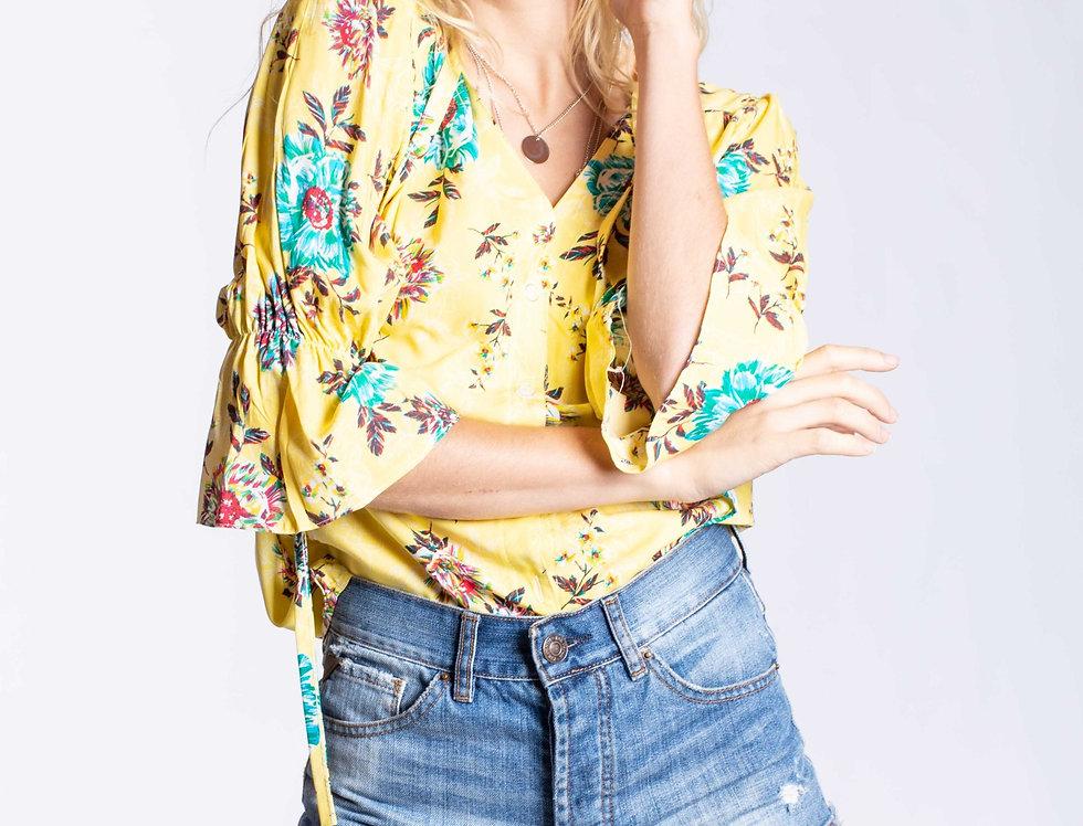 Camisa Miley Flori