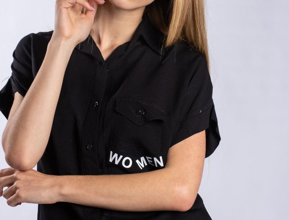 Camisa M/C Women